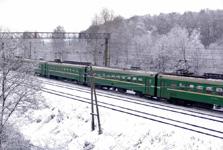 dp.uz.gov.ua: На зимові свята пасажири залізниці віддавали перевагу столичному та західному напрямкам