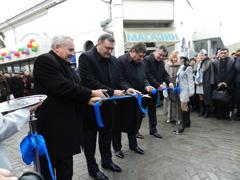 dp.uz.gov.ua: На вокзалі Сімферополь здано в експлуатацію конкорс