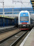 dp.uz.gov.ua:  «Шкода» виконала експериментальний рейс кримськими теренами