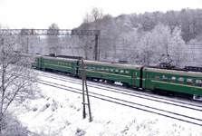 dp.uz.gov.ua: Відправлення пасажирських поїздів з вокзалів та станцій йде за графіком