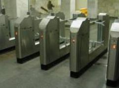 dp.uz.gov.ua: Турнікетни системи на вокзалі Сімферополь значно зменшили кількість безквиткових пасажирів