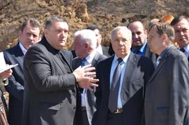 dp.uz.gov.ua: Новий вокзал на станції Рокувата швидко розбудовується
