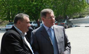 dp.uz.gov.ua: Роботи з реконструкції автотранспортної розв'язки  завершуються