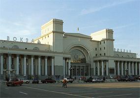 dp.uz.gov.ua: На залізничному вокзалі м. Дніпропетровськ шукали вибухівку