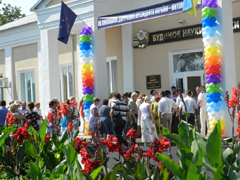 dp.uz.gov.ua: Оновлений Будинок науки і техніки на станції Апостолове прийняв перших гостей