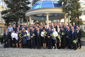 dp.uz.gov.ua: До професійного свята відзначено придніпровських залізничників