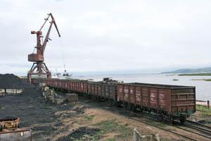 dp.uz.gov.ua: У листопаді 2013 року навантажувальна робота на залізниці зросла на 5%