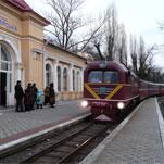 dp.uz.gov.ua: Дніпропетровська дитяча залізниця готується весело та активно зустрічати зимові свята