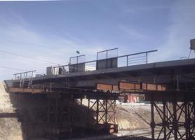dp.uz.gov.ua: Роботи на будівництві шляхопроводу йдуть за графіком
