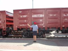 dp.uz.gov.ua: Залізниця перевозить вантажі у напрямку АР Крим та зворотно у безперебійному режимі