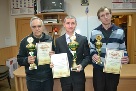dp.uz.gov.ua: На залізниці підбили підсумки XV-го шахового турніру пам'яті В.М.Ковалюка