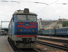 dp.uz.gov.ua: Залізниця готує свої локомотиви до стабільної роботи влітку