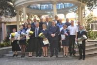 dp.uz.gov.ua: На залізниці нагородили кращих працівників 2013 року