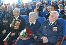 dp.uz.gov.ua: На залізниці вшанували ветеранів Великої Вітчизняної війни