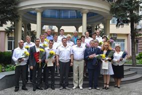 dp.uz.gov.ua: День Конституції  на залізниці відзначили нагородами для кращих працівників