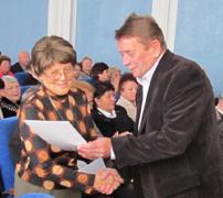 dp.uz.gov.ua: На Придніпровській магістралі привітали ветеранів-залізничників