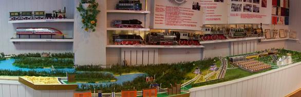 dp.uz.gov.ua: На Запорізькій дитячій залізниці відкрито виставку діючих макетів