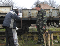 dp.uz.gov.ua: Минулого тижня попереджено 5 крадіжок на залізниці