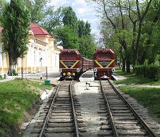 dp.uz.gov.ua: Дитячі залізниці відкривають новий сезон