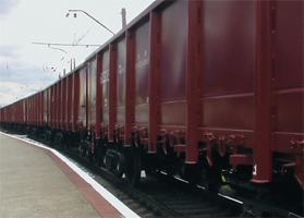 dp.uz.gov.ua: У квітні  перевезли понад  9,6 млн. тонн вантажів