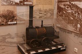 dp.uz.gov.ua: У музеї Придніпровської магістралі відвідувачів здивують рідкісними експонатами