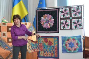 dp.uz.gov.ua: Придніпровські майстрині навчатимуть колег оригінальним видам рукоділля