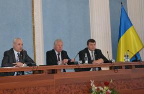 dp.uz.gov.ua: На залізниці пройшла зустріч з керівником галузевої профспілки