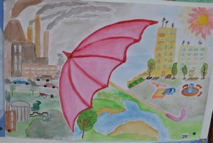dp.uz.gov.ua: На залізниці проходить конкурс дитячого малюнка