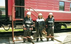 dp.uz.gov.ua: На залізниці до літньої пожежонебезпечної спеки готові шість пожежних поїздів