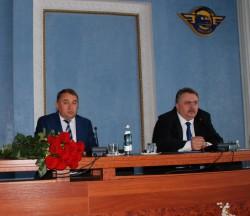 dp.uz.gov.ua: Олександр Завгородній представив колективу Придніпровської залізниці нового керівника