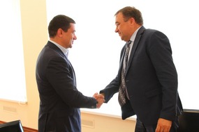 dp.uz.gov.ua: Очільник Придніпровської залізниці зустрівся з керівництвом Запорізької області