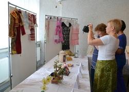 dp.uz.gov.ua: В головному офісі Придніпровської магістралі пройшла виставка творчих робіт залізничників