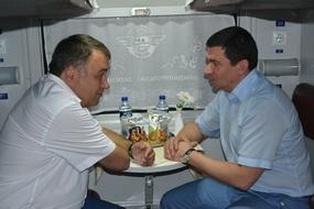 dp.uz.gov.ua: Іван Федорко: «Спільно із Запорізькою обласною державною адміністрацією розвиватимемо Придніпровську залізницю та Запорізький край»