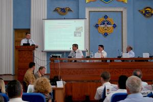 dp.uz.gov.ua: Презентація технології електронного документообігу