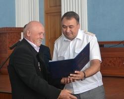 dp.uz.gov.ua: З нагоди Дня Незалежності нагороди придніпровські залізничники отримали почесні нагороди