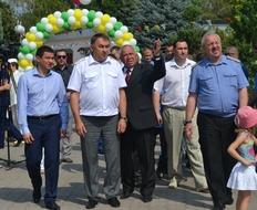 dp.uz.gov.ua: У День знань на Запорізькій дитячій залізниці підбили підсумки літньої практики та влаштували патріотичний флешмоб