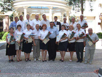 dp.uz.gov.ua: На Придніпровській вшанували кращих працівників