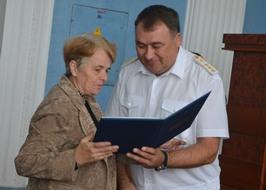 dp.uz.gov.ua: Придніпровська залізниця вітала своїх ветеранів
