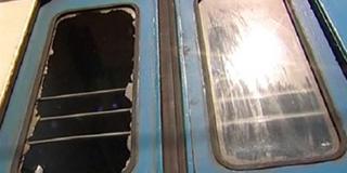 dp.uz.gov.ua: Приміські поїзди Придніпровської магістралі дедалі частіше потерпають від вандалів