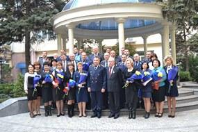 dp.uz.gov.ua: На Придніпровській залізниці вітали кращих працівників