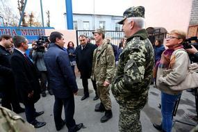 dp.uz.gov.ua: У Запоріжжі відкрито «Солдатський привал»