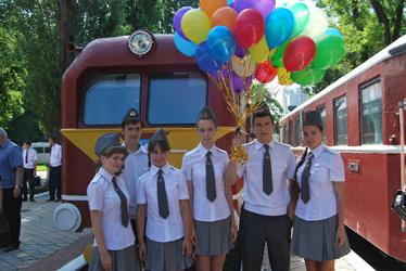 dp.uz.gov.ua: Малій Придніпровській залізниці – 75 років