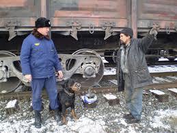 dp.uz.gov.ua: За тиждень охорона Придніпровської магістралі вберегла від розкрадання майна та вантажів більш, ніж на 15,5 тис. грн