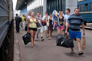 dp.uz.gov.ua: Пасажирські перевезення за червень 2011 року