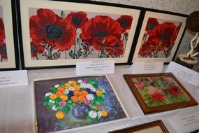 dp.uz.gov.ua: Виставка робіт прикладного мистецтва «Майстриня», присвячена Міжнародному жіночому дню, мала шалений успіх
