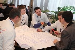 dp.uz.gov.ua: На Придніпровській залізниці пройшов форум лідерів  залізничних реформ