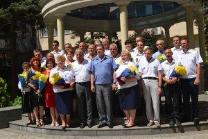 dp.uz.gov.ua: На Придніпровській залізниці відзначили кращих працівників