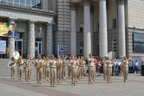 dp.uz.gov.ua: На вокзалі Дніпропетровськ-Головний вшанували пам'ять Георгія Кірпи