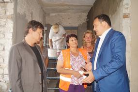 dp.uz.gov.ua: Найближчим часом «Солдатський привал» буде розширено та збільшено