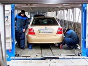 dp.uz.gov.ua: За дев'ять місяців 2016 року на Придніпровській залізниці перевезли вдвічі більше автомобілів пасажирів, ніж торік
